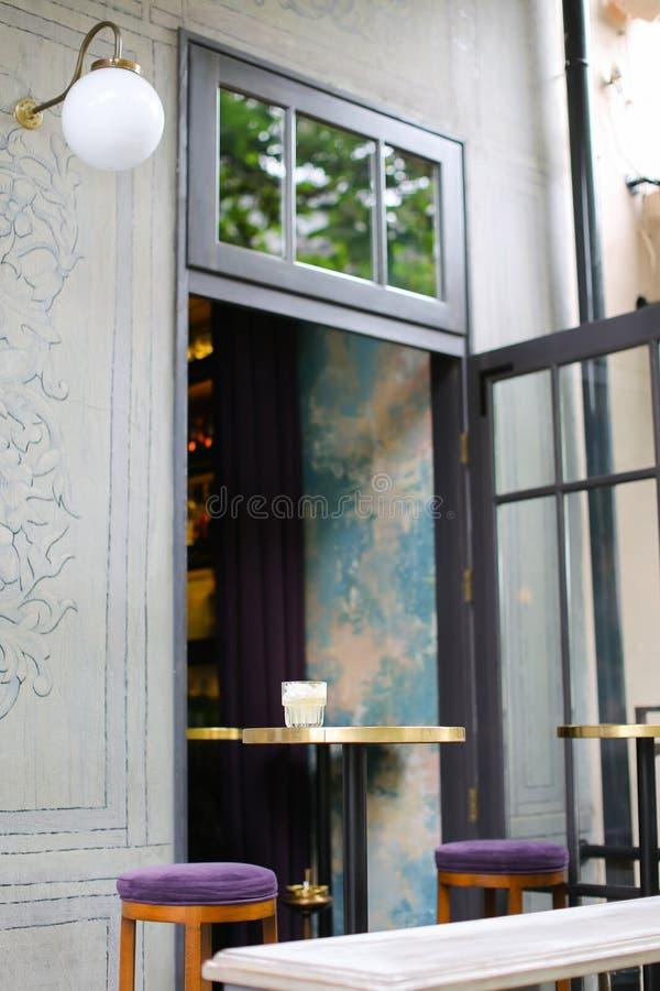 House Exterior Entrance Column Porch Stock Image Image