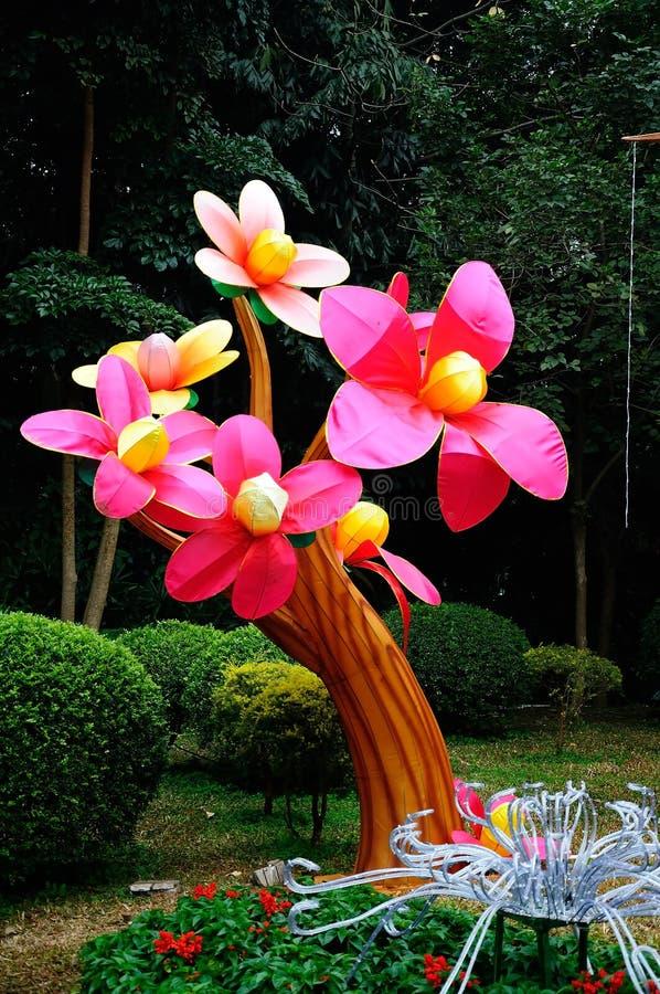 Lantern Festival,Guangzhou Yuexiu Park royalty free stock images