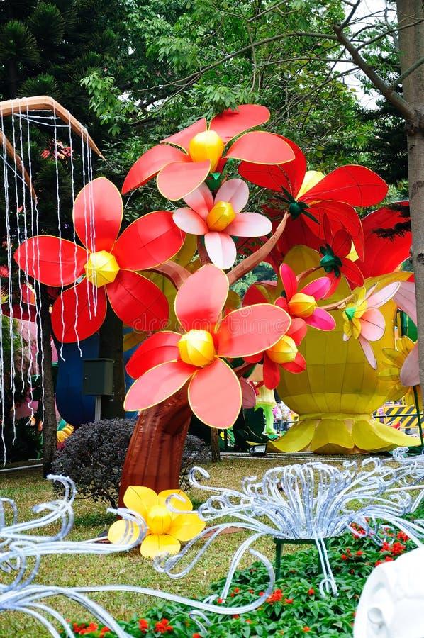 Lantern Festival,Guangzhou Yuexiu Park royalty free stock image