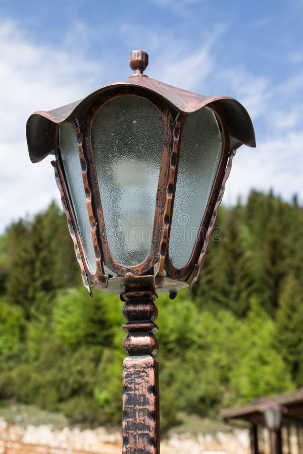 Download Lantern for garden stock image. Image of space, fancy - 32432893