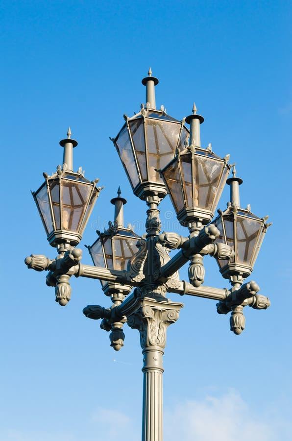 Lantern of street illumination royalty free stock image