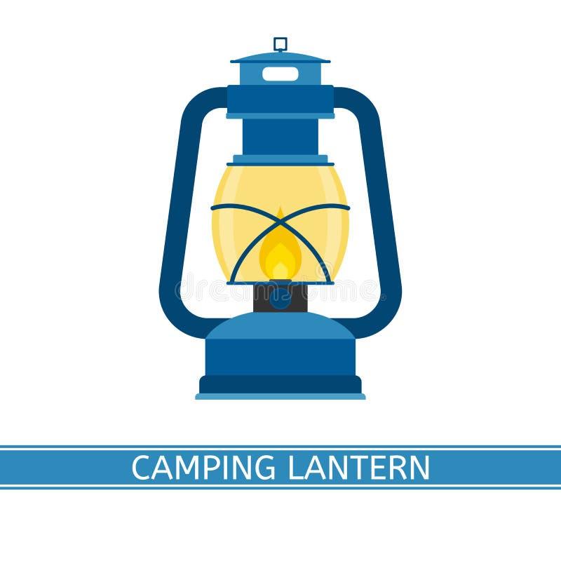 Lantern vector icon vector illustration