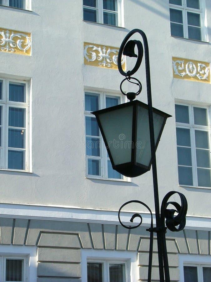 Download Lanterna immagine stock. Immagine di metallo, scultura - 125657