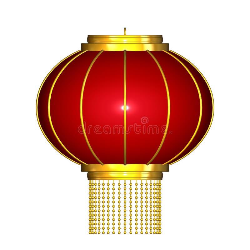 Lanterna ilustração do vetor