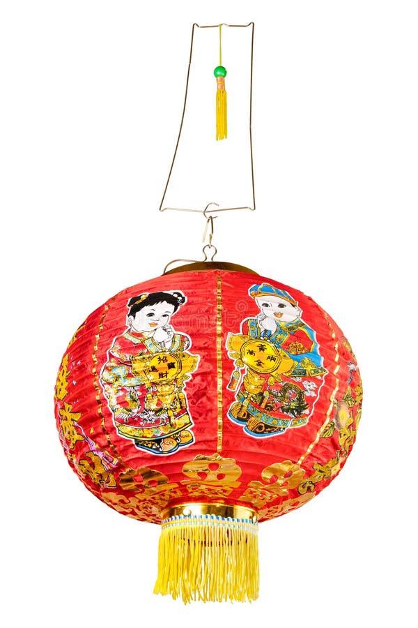 Lanterna chinesa foto de stock royalty free