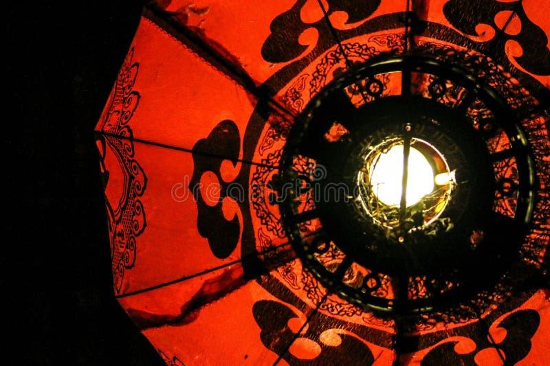 Lanterna cinese fotografie stock