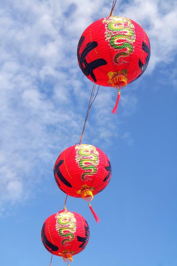 Lanterna cinese immagine stock