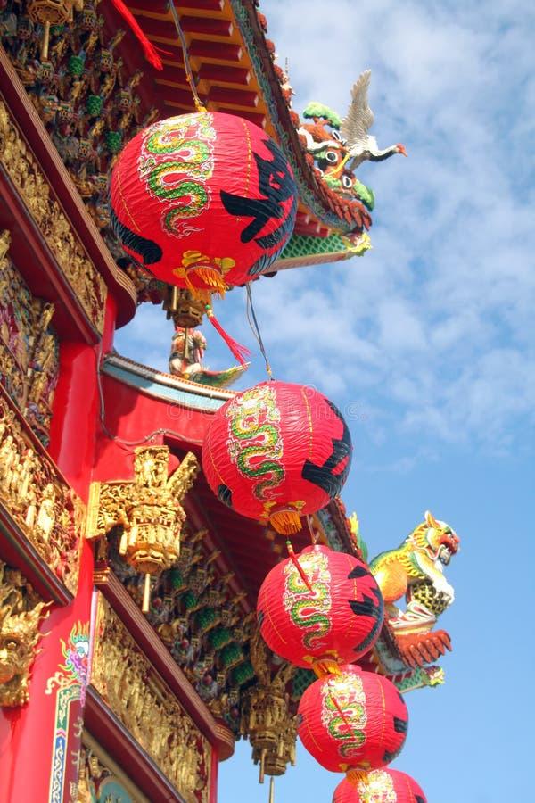 Lanterna cinese fotografie stock libere da diritti