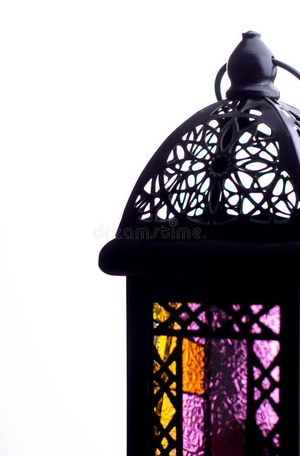 Lanterna da ramadã imagens de stock