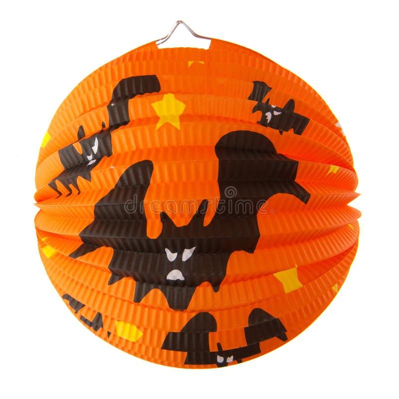 Lanterna de Halloween fotos de stock royalty free