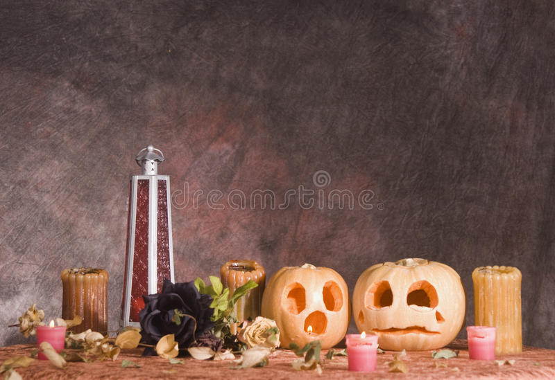 Lanterna De Jack O Imagem de Stock Royalty Free