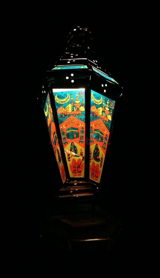 Lanterna de Ramadan fotografia de stock royalty free