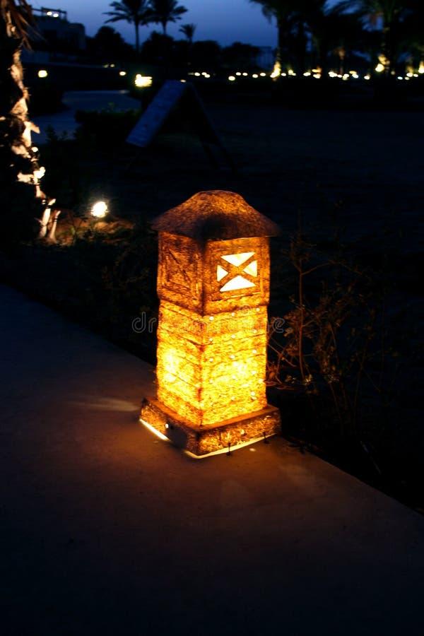 Lanterna decorativa fotografia stock libera da diritti