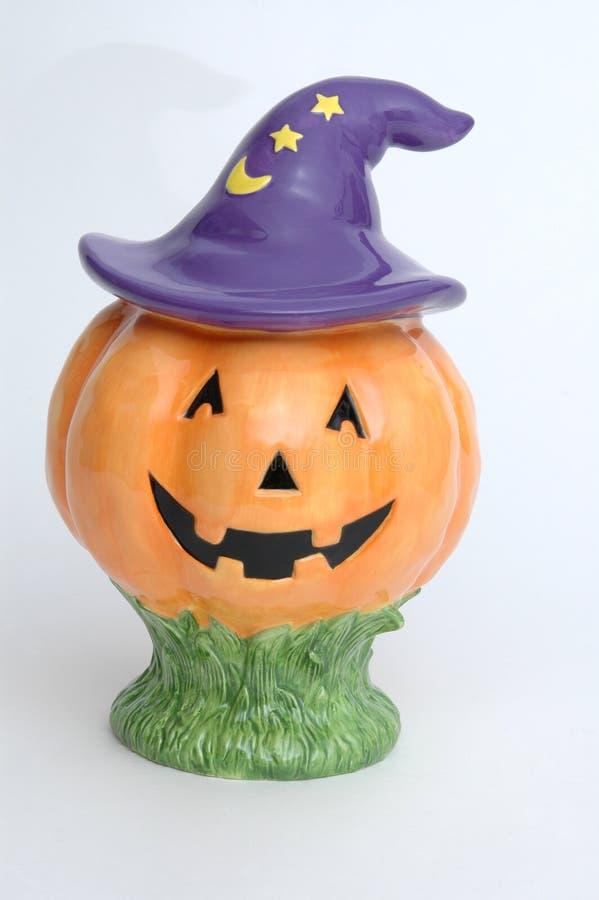 Download Lanterna del Jack o fotografia stock. Immagine di halloween - 216010