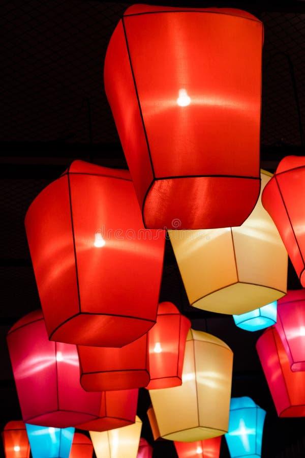 Lanterna di Taiwan immagine stock libera da diritti