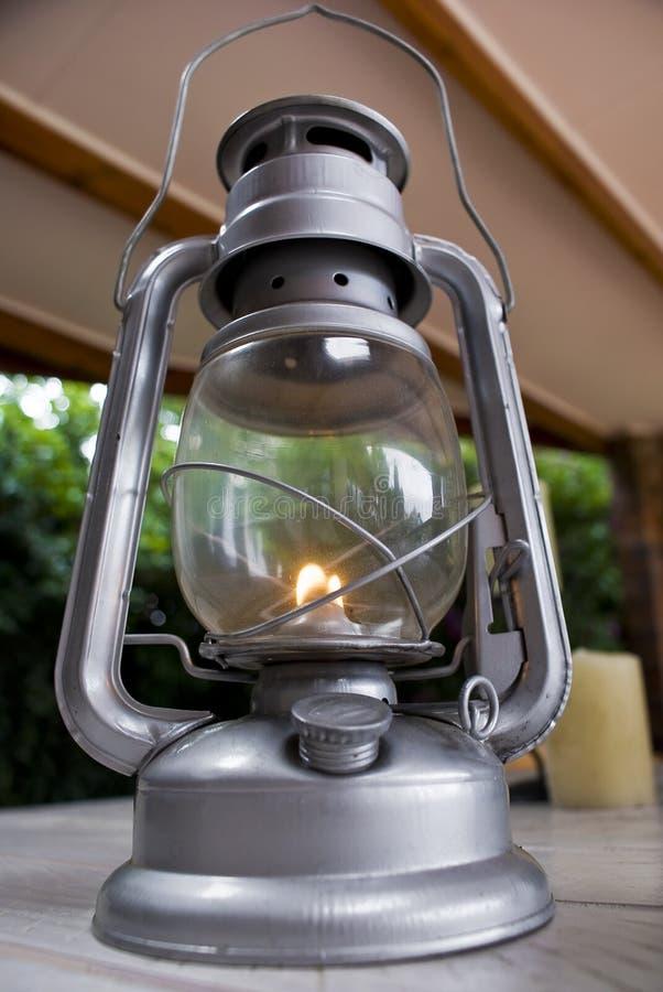 Lanterna do combustível líquido imagens de stock royalty free