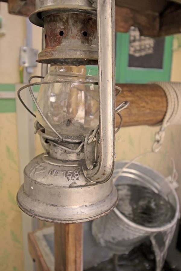 Lanterna do gás fotos de stock