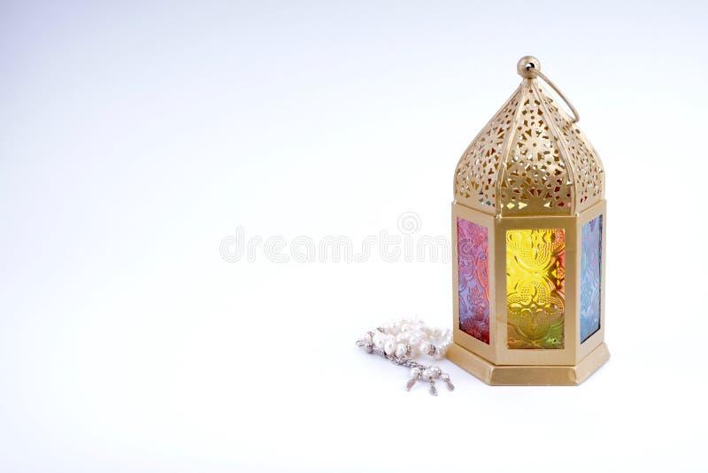 Lanterna Eid/del Ramadan immagini stock