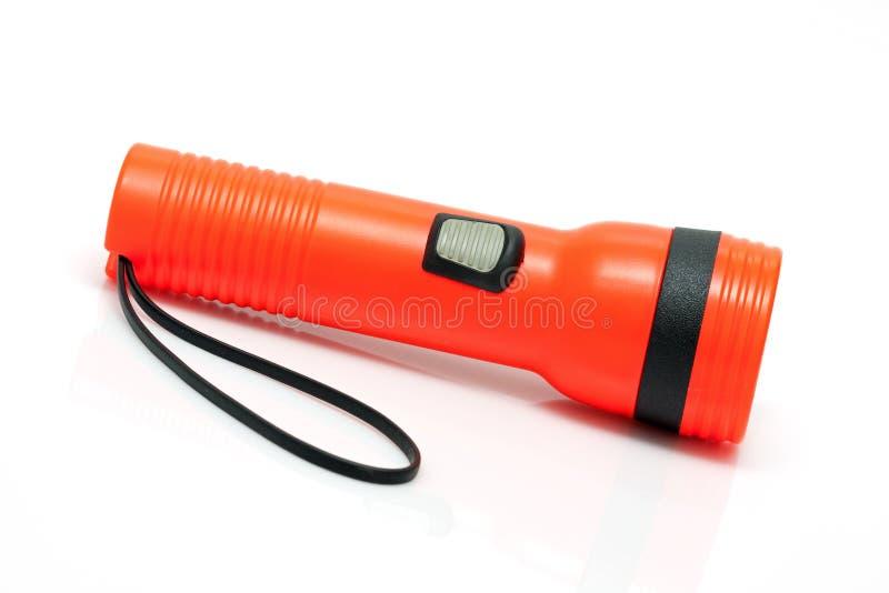 Lanterna elétrica da segurança fotos de stock