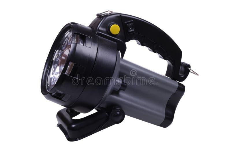 Download Lanterna elétrica poderosa imagem de stock. Imagem de isolado - 16864167