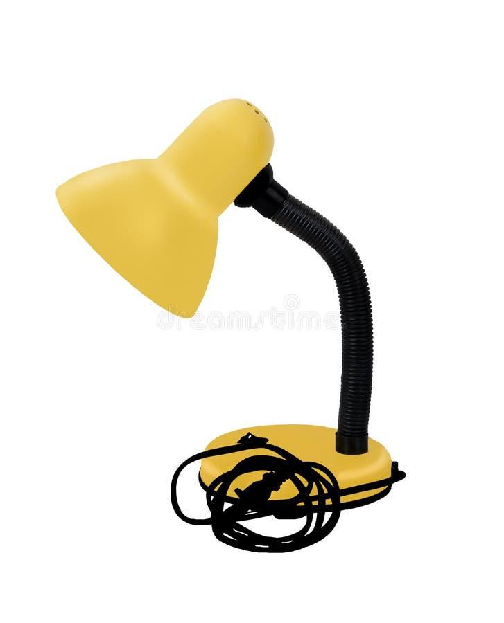 Lanterna gialla immagine stock libera da diritti
