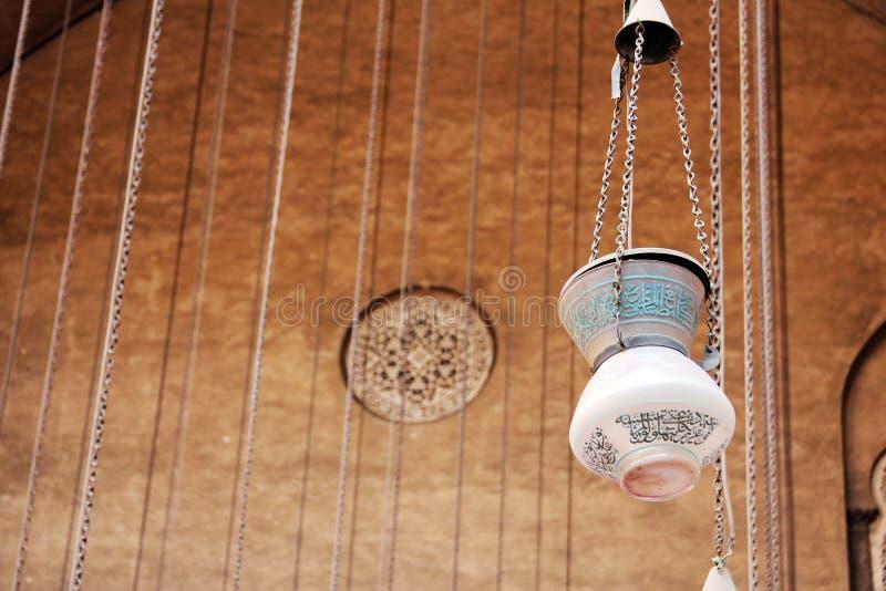 Lanterna islamica immagini stock libere da diritti