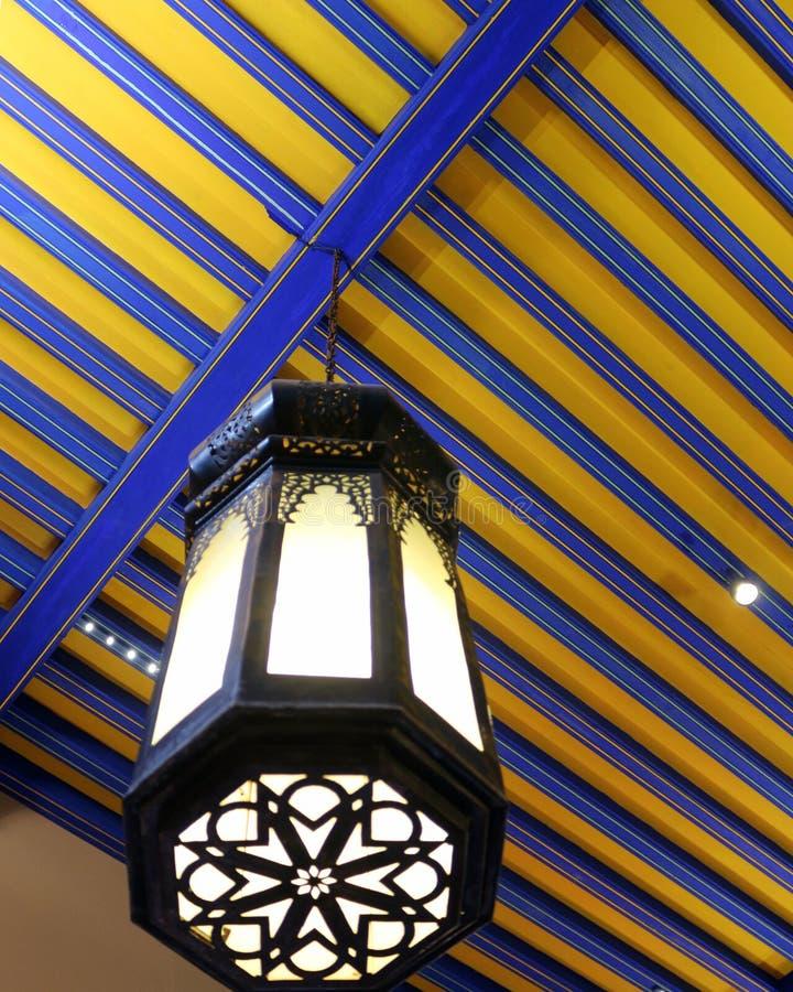 Lanterna marroquina fotos de stock royalty free