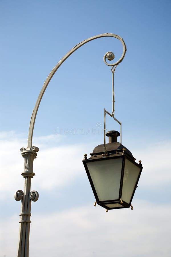 Lanterna moderna foto de stock royalty free