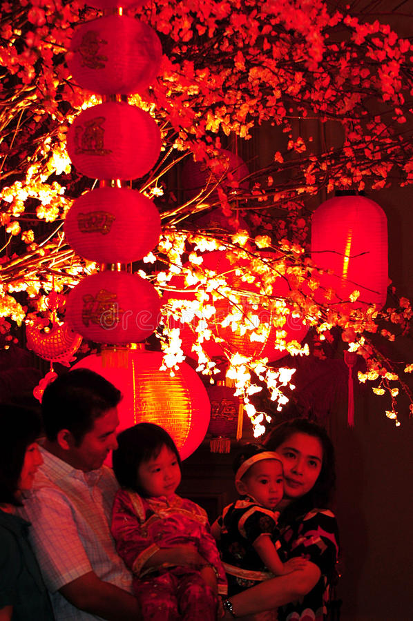 Lanterna no palácio do império fotos de stock