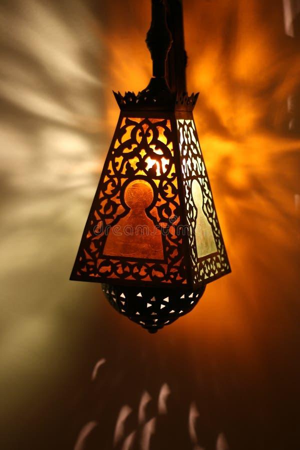 Lanterna orientale fotografie stock libere da diritti