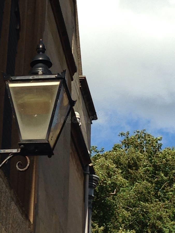 Lanterna a Oxford, Inghilterra fotografia stock