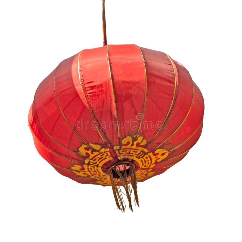Lanterna vermelha chinesa imagens de stock
