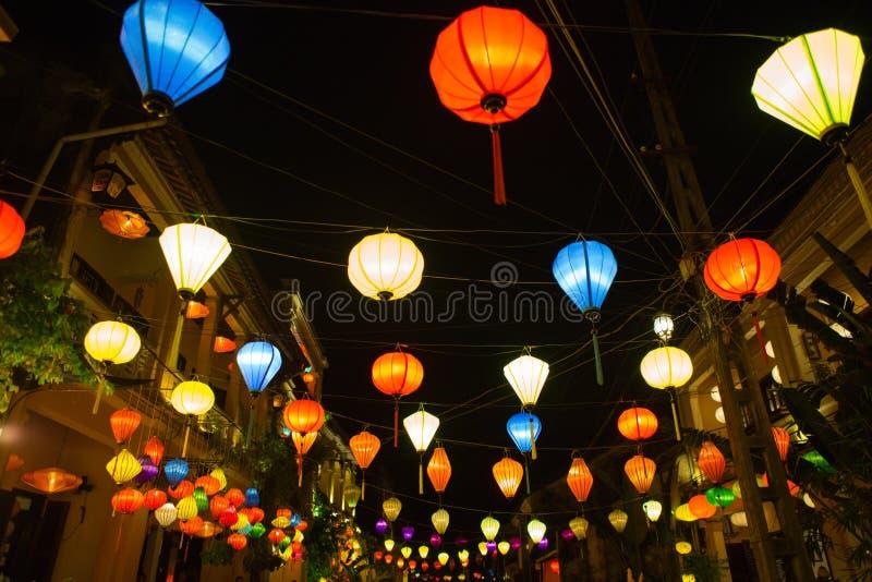 Lanterna Vietnam imagem de stock