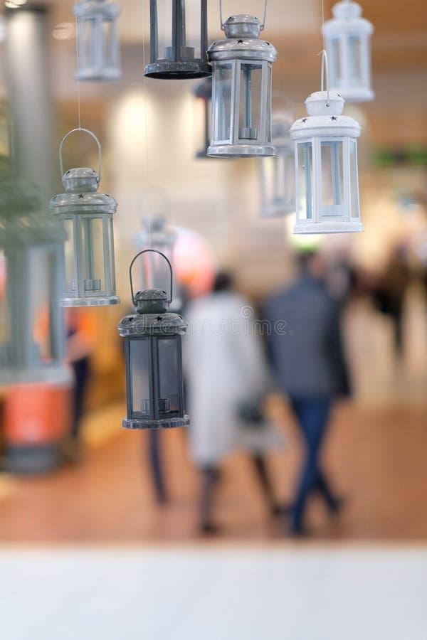 lanternas imagem de stock