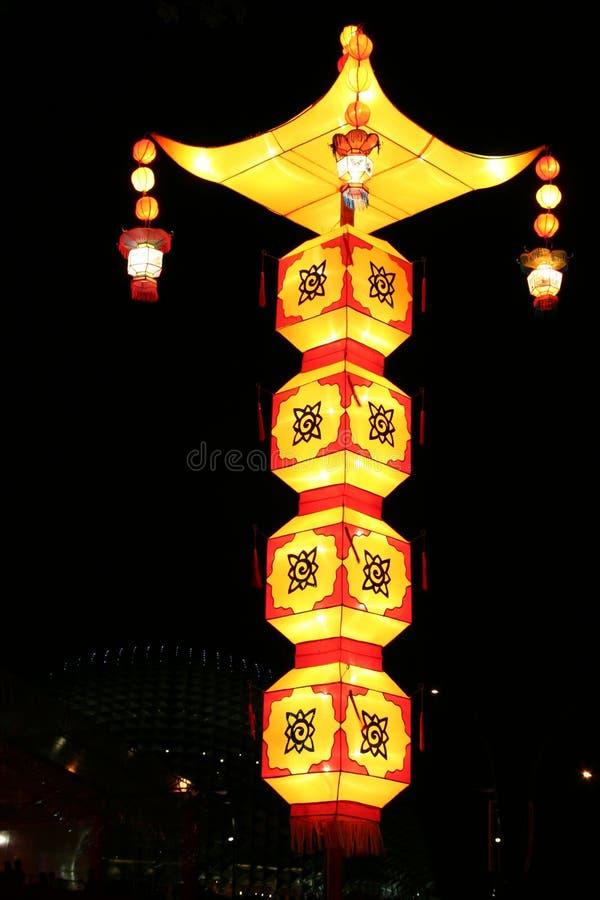 Download Lanternas chinesas imagem de stock. Imagem de outono, éticas - 531861