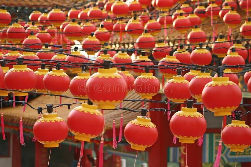 Lanternas de Chiese fotografia de stock royalty free