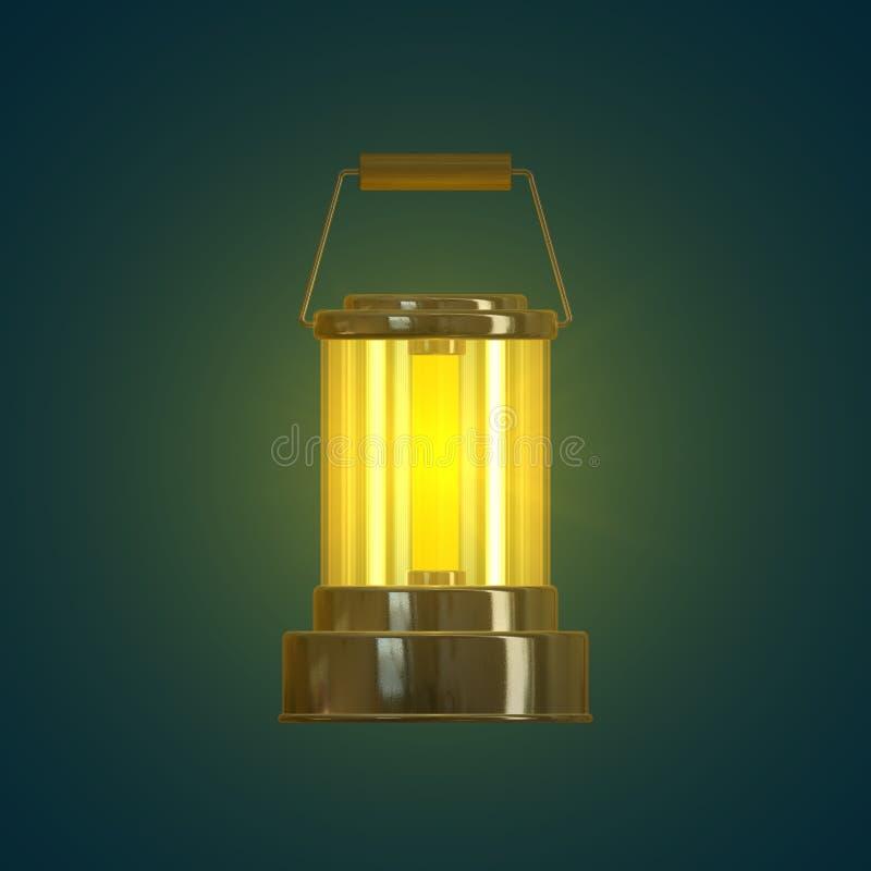 Lanterne illustration stock