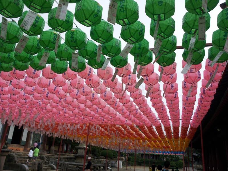 lanterne immagine stock libera da diritti