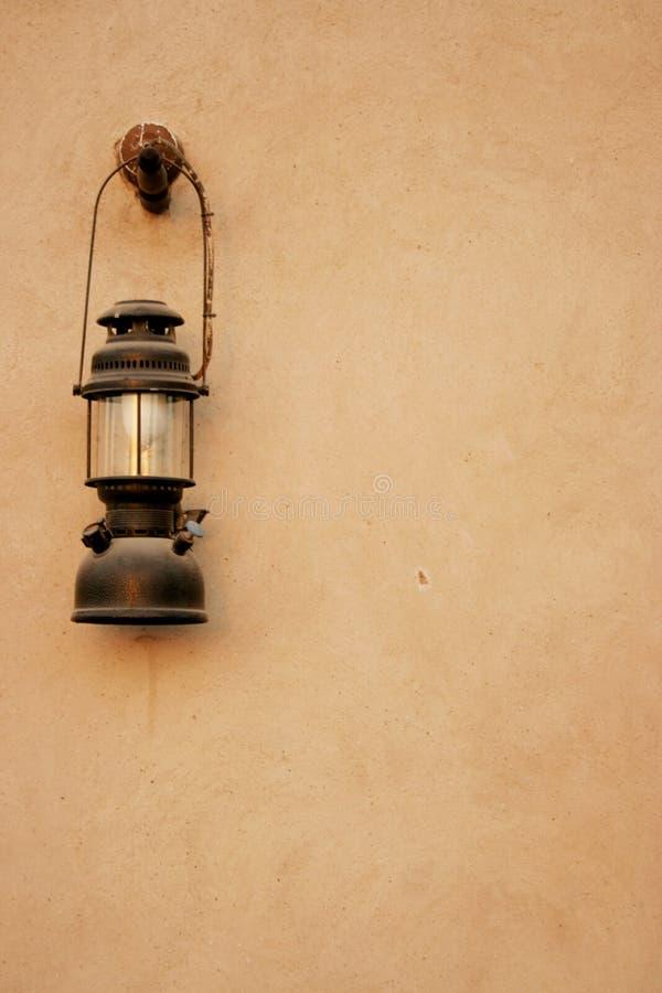 Lanterne antique au Dubaï photos stock