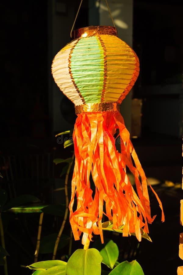 Lanterne de l'Asie photo libre de droits