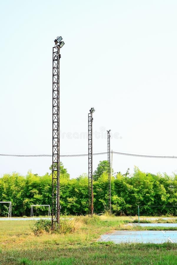 Lanterne de stade photo libre de droits