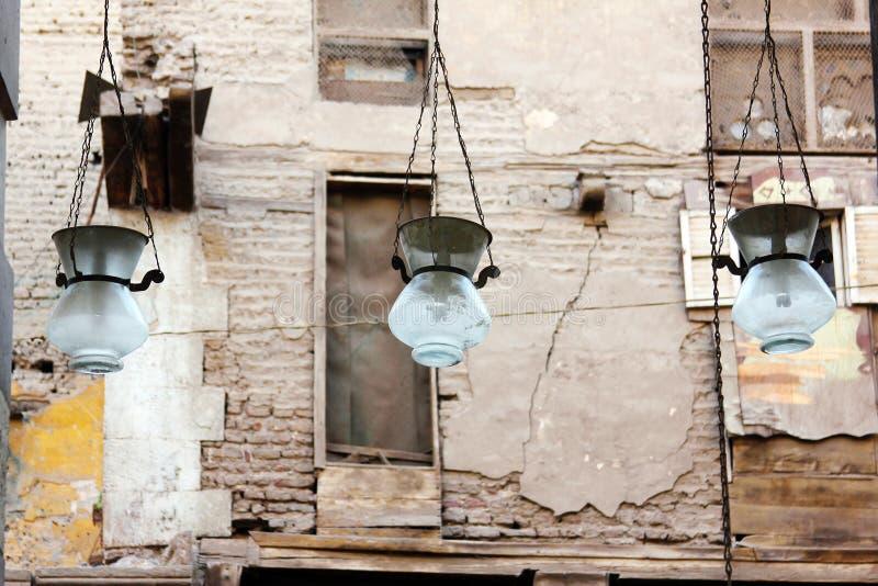 Lanterne islamiche fotografia stock libera da diritti
