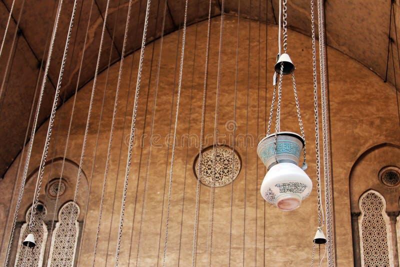 Lanterne islamique images stock
