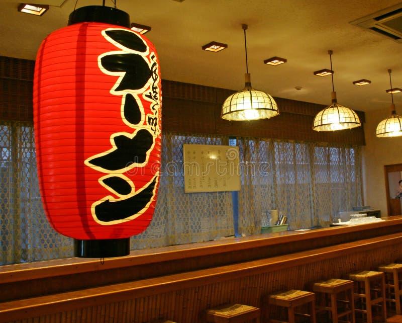 Download Lanterne japonaise image stock. Image du illumination, rouge - 731577
