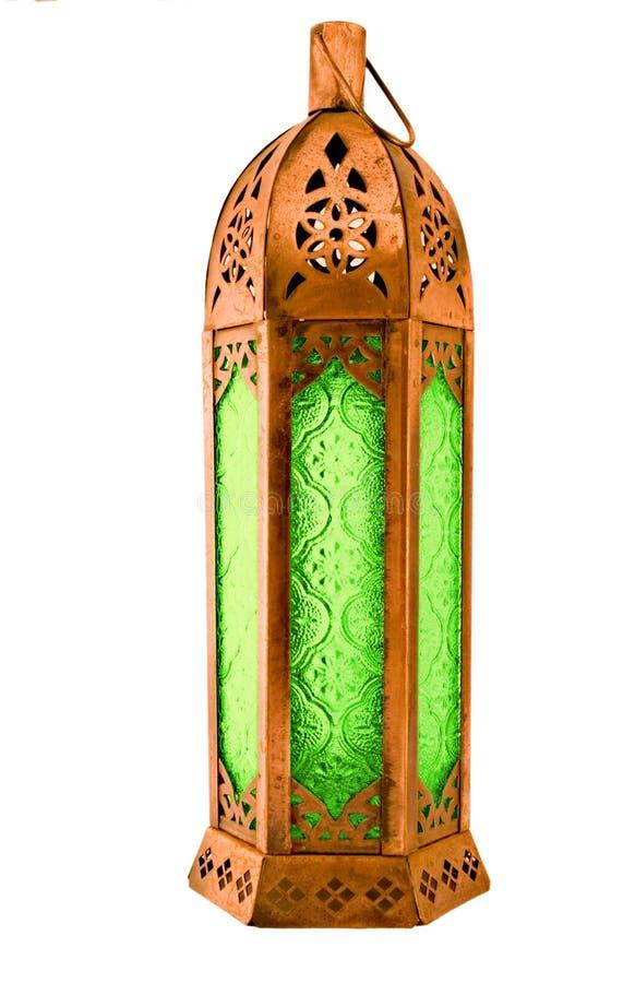 Lanterne marocaine image libre de droits
