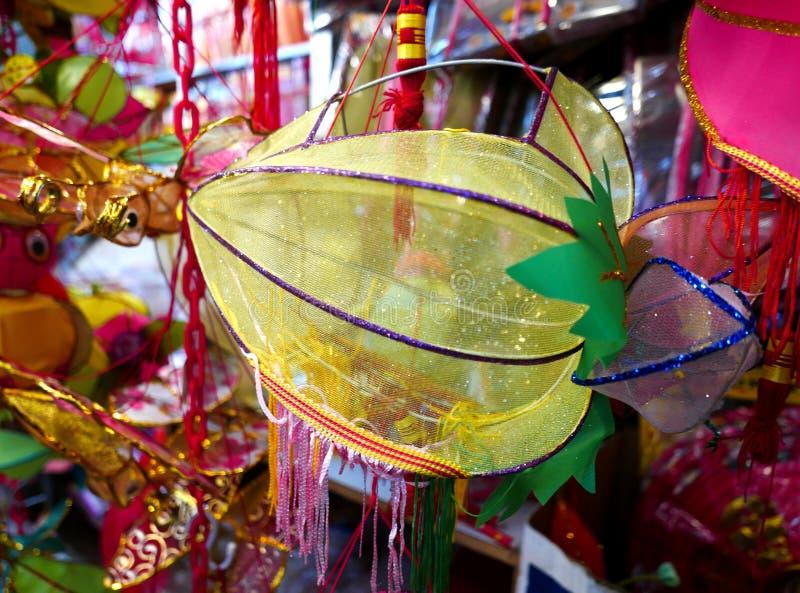Lanterne tradizionali cinesi fotografia stock libera da diritti