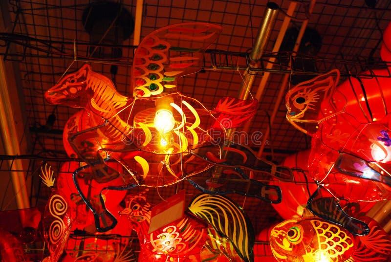Lanternes 3   photo stock