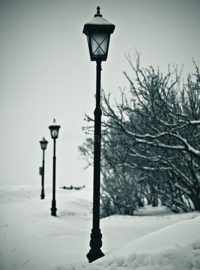 Lanternes de rue image stock