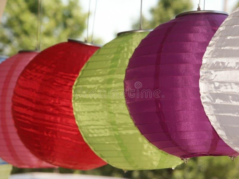 Lanterns royalty free stock photography