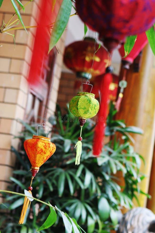 Free Lanterns Stock Image - 4788801